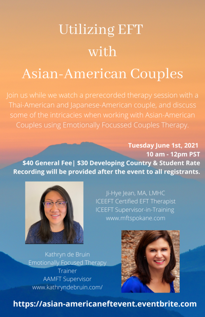 Utilizing EFT with Asian-American Couples (1)